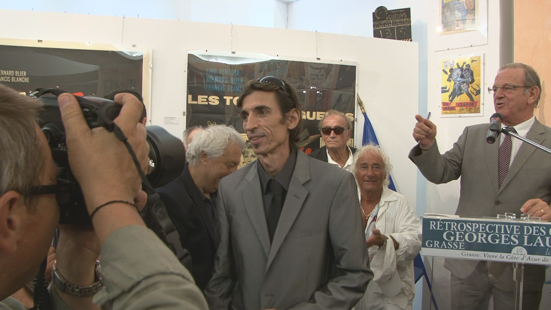 Video Exposition Lautner par Jean-Claude Gallego